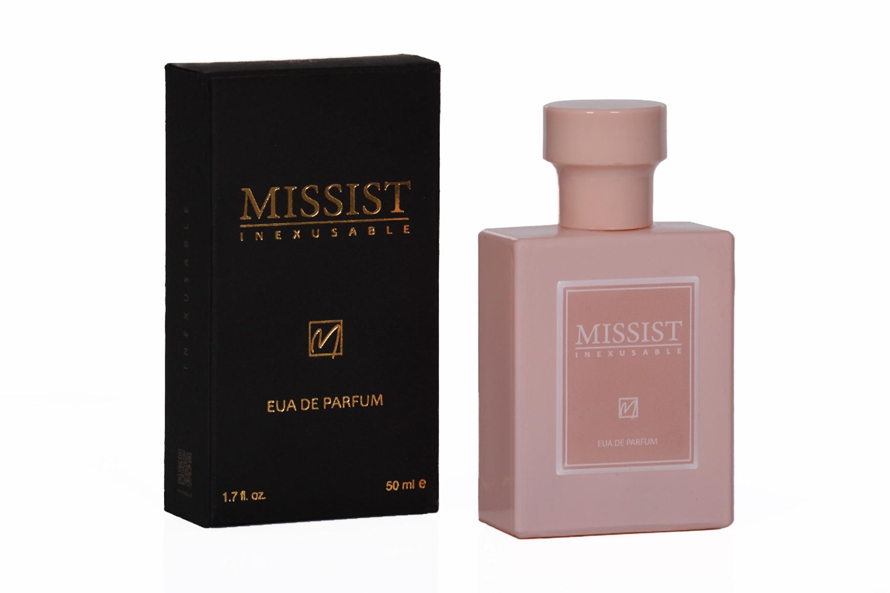 Многоразовая Туалетная вода MISSIST (EDP) розовая серия, 50 мл, Оригинальный Женский долговечный парфюм для женщин, повседневный цветочный парфюм