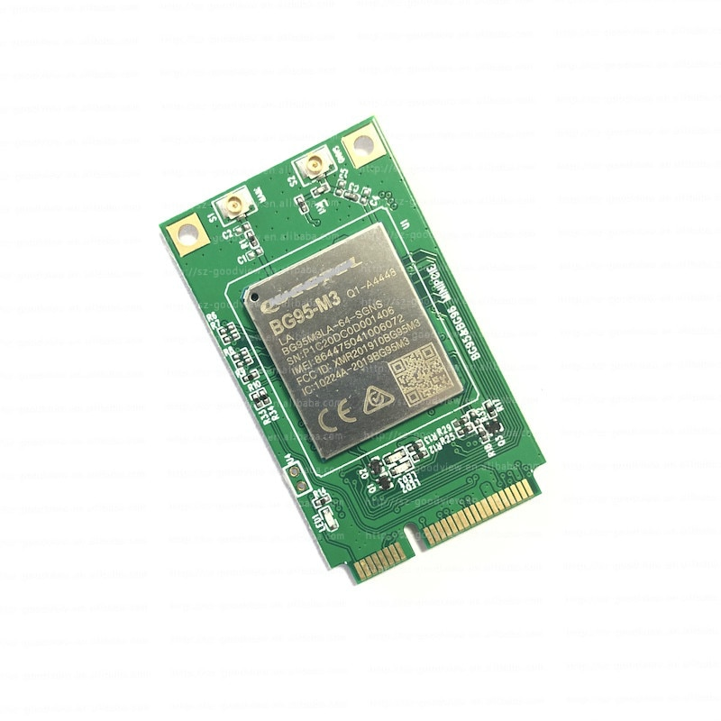 5pcs BG95-M3 LPWA Module Cat M1/ Cat NB2/ EGPRS GNSS LPWA NB-Iot Module BG95 Compatibility BG95M3LA-64-SGNS enlarge