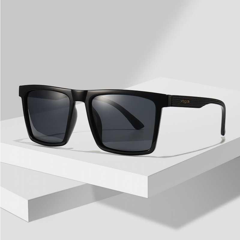 New High Definition Men Women Polarized Sunglasses Square Rays Sunglasses UV400 Sunglasses Designer