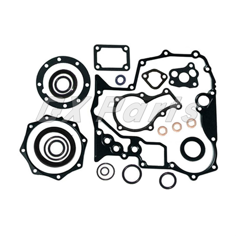 Kit de junta completa 1G823-99350 1G962-99363 para motor Kubota ZD323 D902 Tractor BX24 BX25 vehículo utilitario RTV900G RTV900