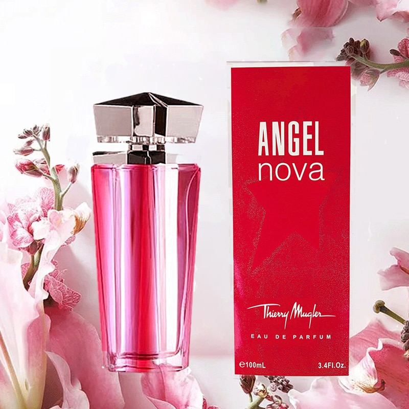 women parfum mugler angel nova eau de parfum spray women s parfum long lasting fragrance Original Parfume Women MUGLER  Eau De Parfum Spray  Women's  Parfum Long Lasting Fragrance  Women Deodorant