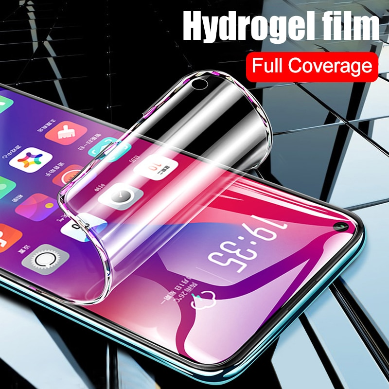 Soft TPU Hydrogel Film For UMIDIGI X F2 Power 3 One Max A5 Pro S3 Pro F1 Play Full Cover Self-healing Screen Protector Film