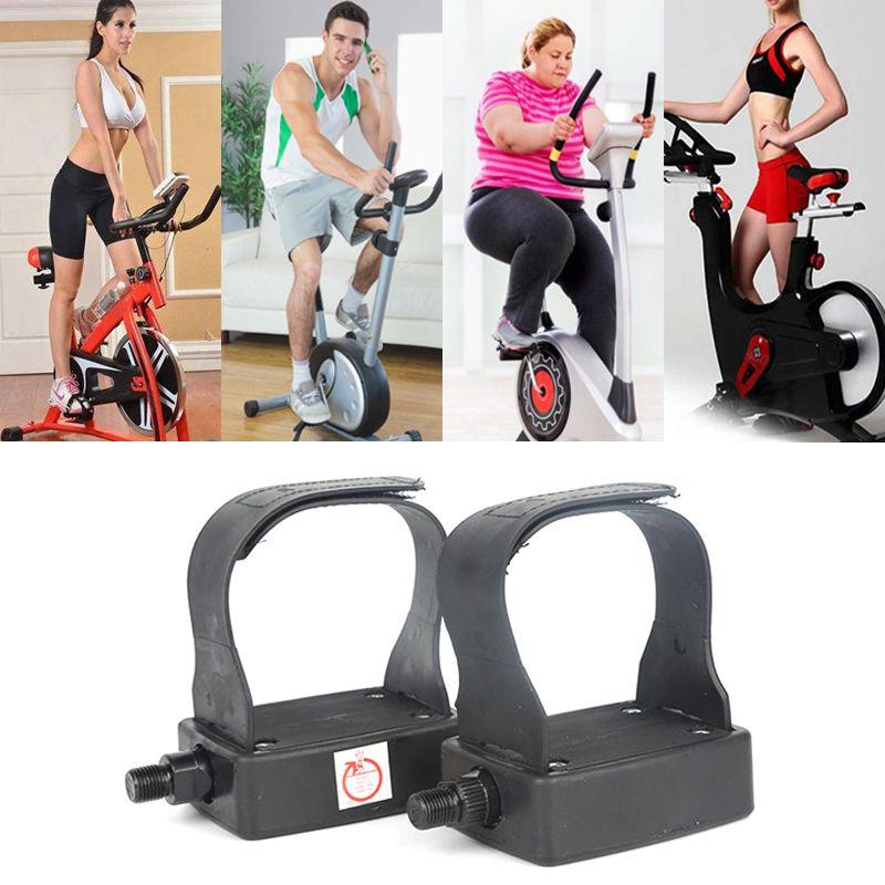 "1 par de accesorios de bicicleta 1/2 ""pedales de bicicleta Pedal de repuesto para bebé niño bicicleta Trike triciclo bicicleta estacionaria ciclismo *"