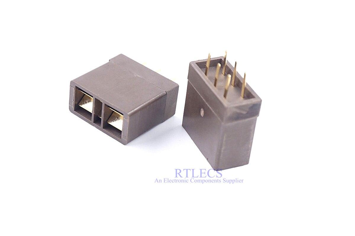 2 pcs 30A TO-3P TO247 Burn-In Soquete TO3P Envelhecimento Socket Test 3 Pólos Embora Buracos PCB Reta Diodo transistor