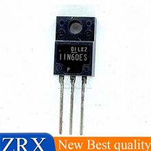 5Pcs/Lot Brand new imported original 11N60ES FMV11N60ES TO-220F MOS FET 11A 600V