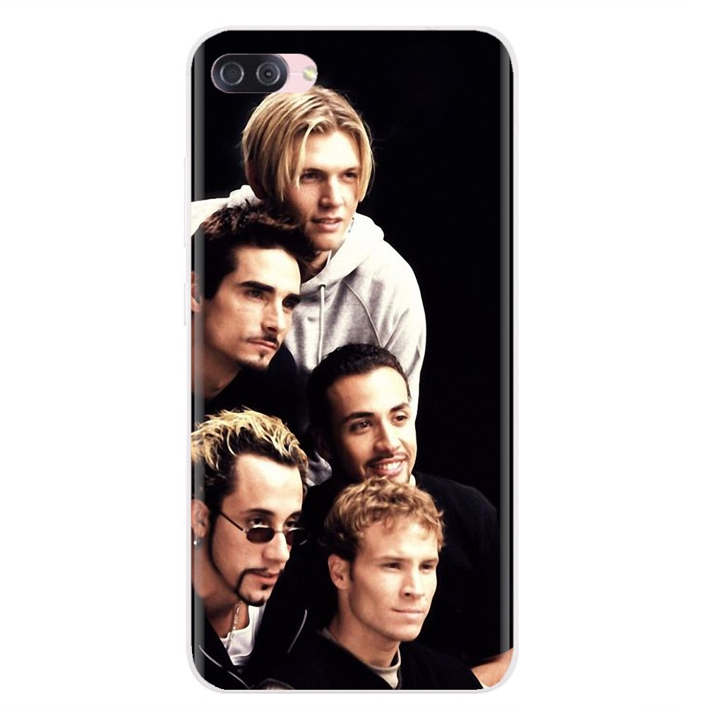 Para Huawei G7 G8 P7 P8 P9 P10 P20 P30 Lite Mini Pro P Smart 2017, 2018 de 2019 Backstreet Boys BSB grupo banda cartel suave cubierta de la Caja