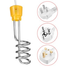 3000/2500/2000W Electric Water Heater Portable Electric Hot Water Boiler Automatic Immersion Heater