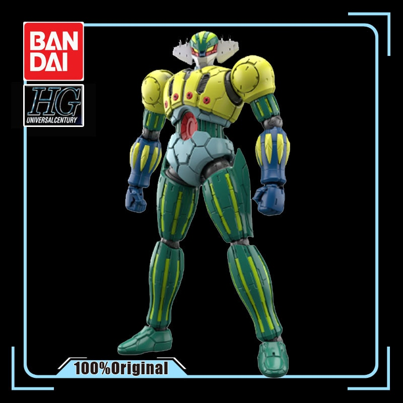 BANDAI HG 1/144 INFINITISM JEEG GUDAM Assembly Model Action Toy Figures Children's Gifts