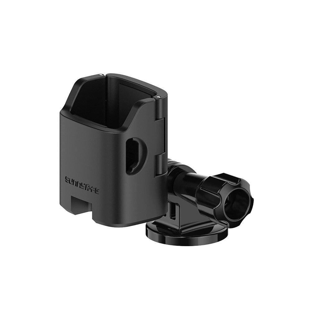 Tornillo de Base de adaptador de abrazadera para mochila de cámara de bolsillo para FIMI PALM Gimbal accesorios de adaptador de conexión de trípode de cámara de mano