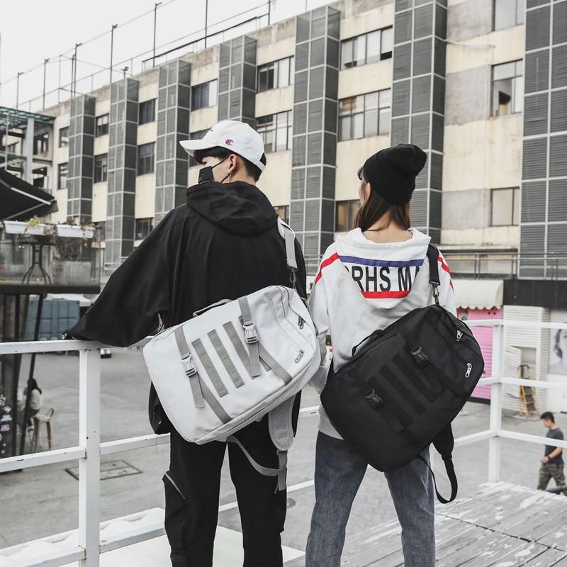 Модный рюкзак, сумки для женщин и мужчин, универсальные дорожные рюкзаки, качественные нейлоновые рюкзаки, школьные и дорожные рюкзаки для ...