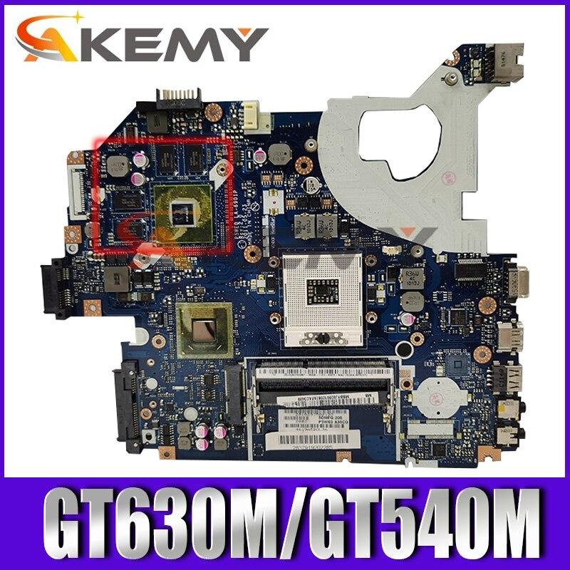 P5WE0 اللوحة الأم LA-6901P لشركة أيسر 5750 5750G 5755 5755G اللوحة الأم للجهاز المحمول HM65 GT630M/GT540M اللوحة الأم اختبار الأصلي