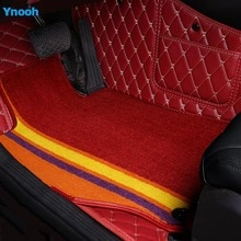 Ynooh-tapis de sol de voiture   Pour mazda pro 6 2014 cx 5 7 9 bt50 3 bk bl 6 gg mpv demio premacy, accessoires de deux voitures