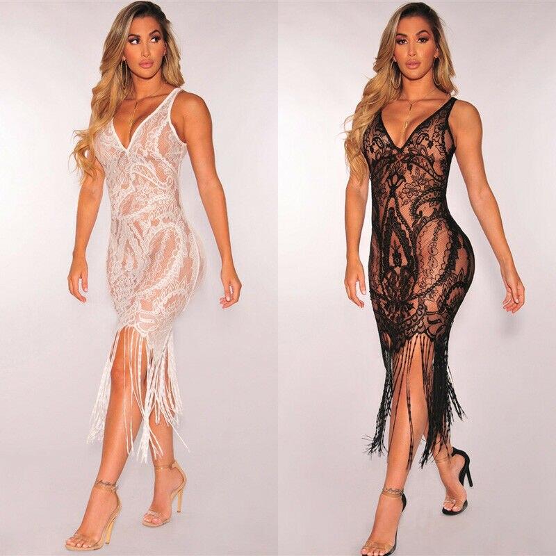 2020 novo vestido de verão senhora robe femme ropa mujer elegante vestido de verão sexy