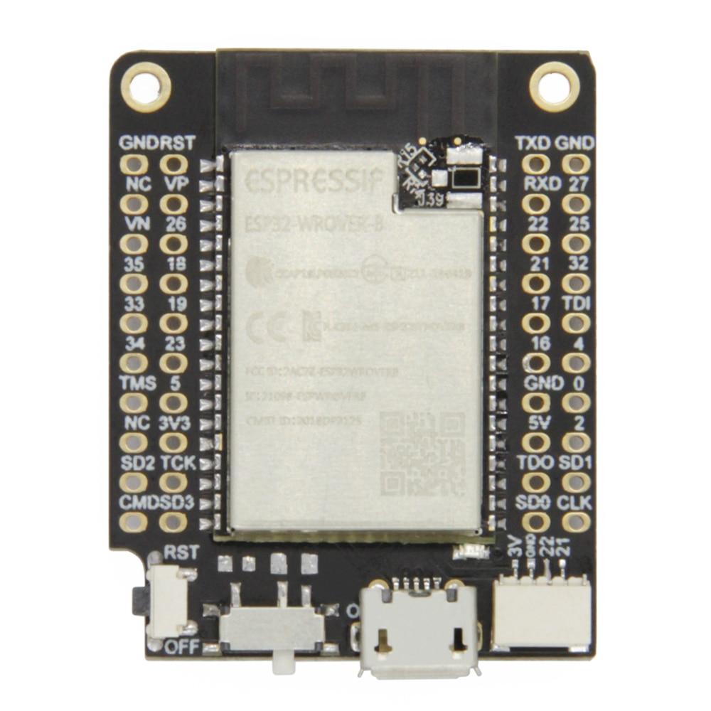TTGO Mini32 ESP32-WROVER-B, PSRAM, Wi-Fi, Bluetooth, placa de desarrollo de módulo