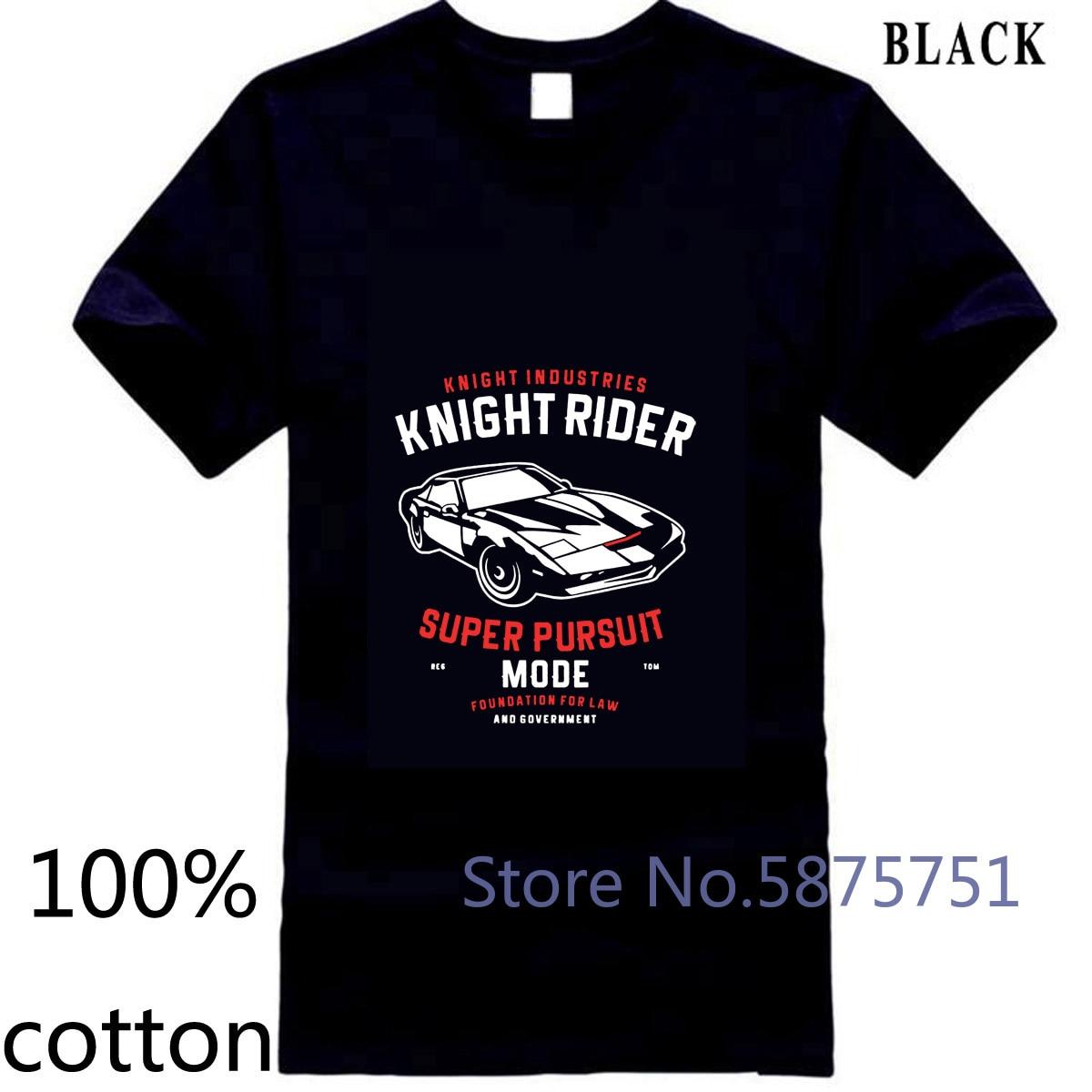 Knight Rider Premium ,Hasselhoff,Baywatch,80er Kult Neu Siebdruck Kitt, camiseta para hombres, camisetas, camisetas, 100% de algodón