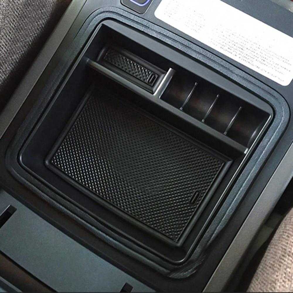 1x caixa de armazenamento do carro para toyota land cruiser prado fj 120 150 organizador bolsa saco