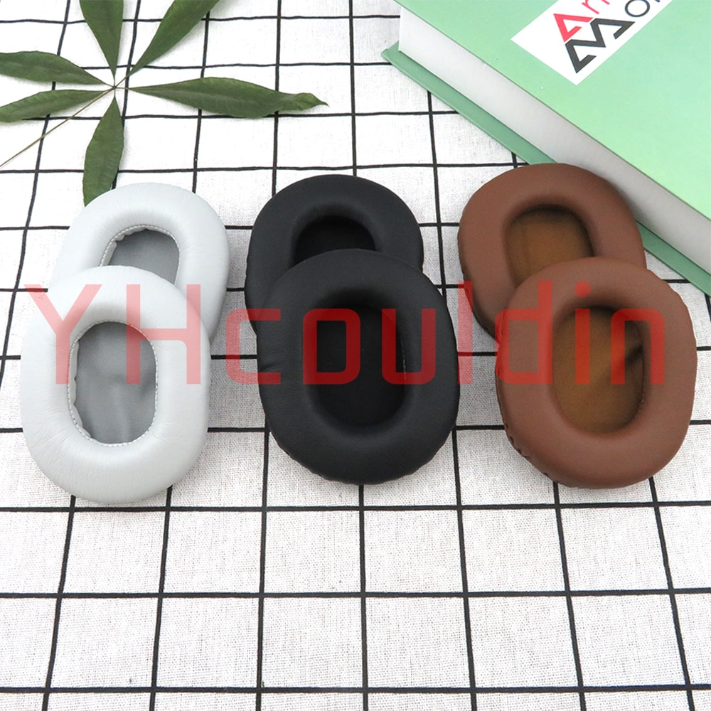 YHcouldin Ear Pads For Audio-Technic ATH M50 ATH-M50 M50X M50RD M50XBT Series Headphone Replacement Earpads Ear Cushions enlarge