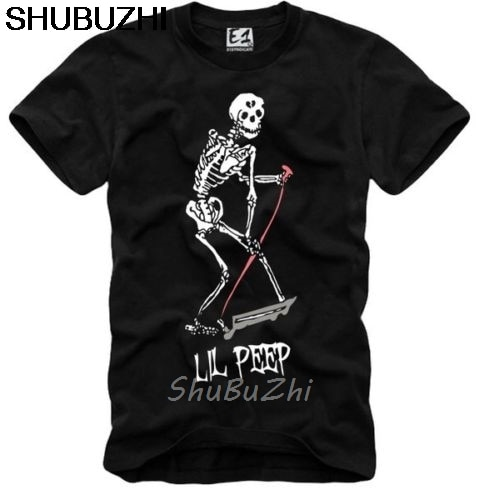 E1SYNDICATE camiseta LIL PEEP SCHEMAPOSSE TOUR SKIES 6IX9INE XAN Cool camiseta Casual de hombre Unisex nueva camiseta de moda suelta sbz3135