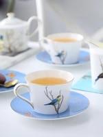 simple small coffee cup pattern creative ceramic european luxury reusable cups eco friendly accessories tazas drinkware dg50bd