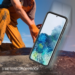 Для Samsung Galaxy S20 Plus Чехол IP68 водонепроницаемый 360 полный корпус чехол для Samsung Galaxy S20 Ultra S20Ultra S20 + противоударный чехол