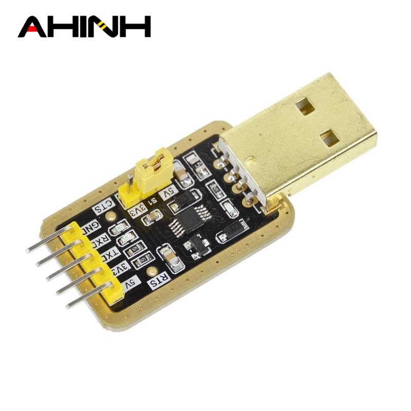 CH340 Mini Módulo de puerto serie de PL2303... CH340E RS232 al módulo...