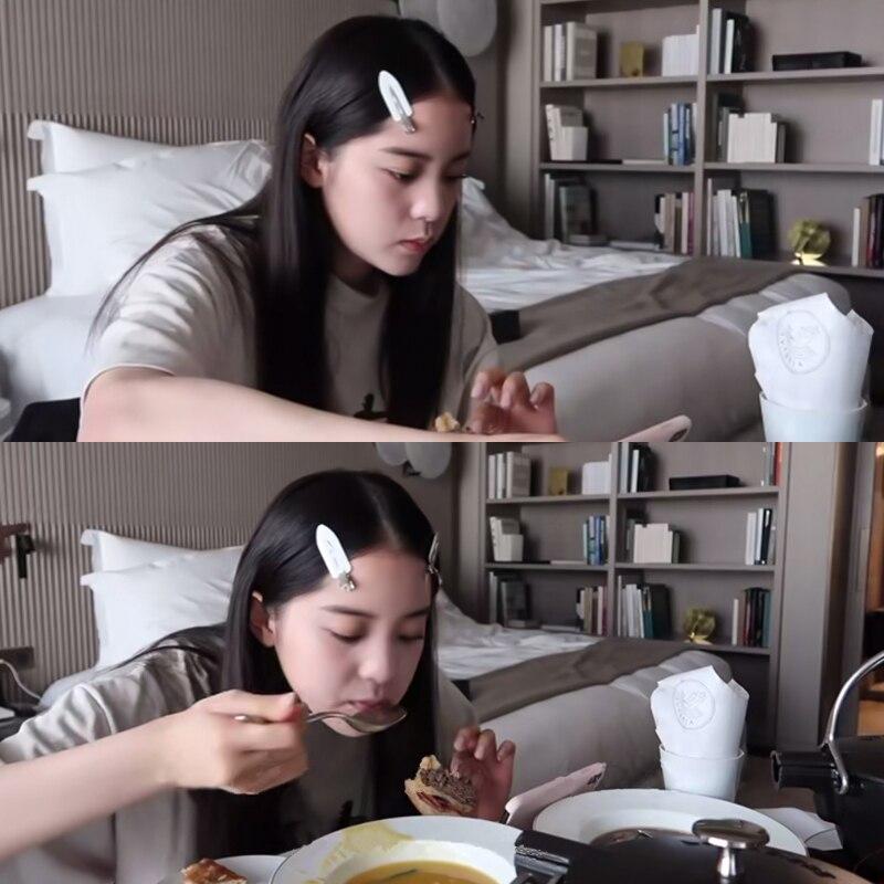 Ouyang Nana Celebrity Inspired Headband Face Wash Japan Traceless Barrettes Bang Clip Makeup Clip Ha