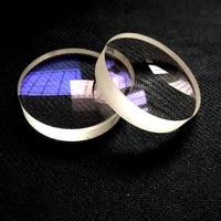 double concave glue achromatic transparent lens custom prism infrared telescope optical glass lens diameter 62 focal length 216