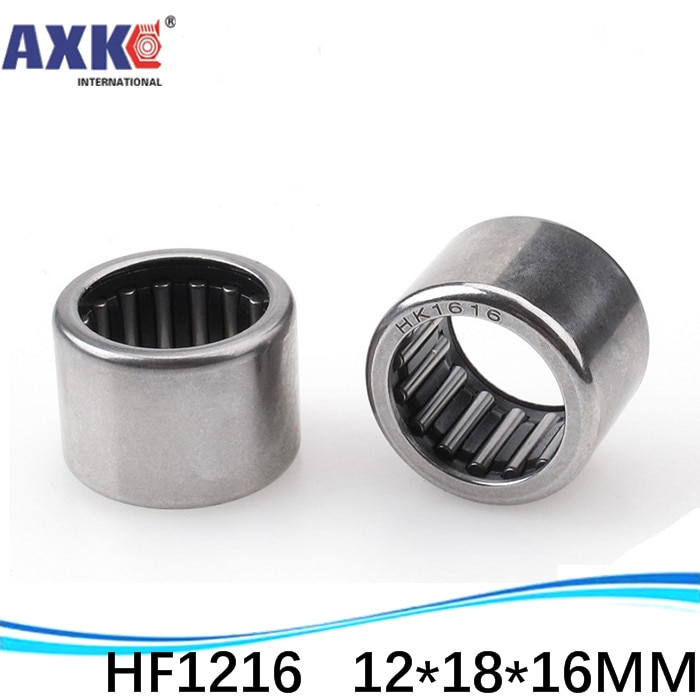 12X18X16mm HF1216 FC-12 cojinete de aguja de una vía/tipo de carcasa de embrague