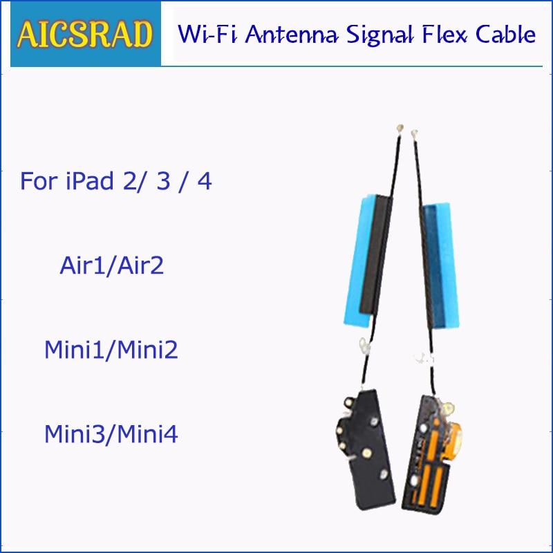 Cable flexible de antena Wi-Fi para iPad, 2, 3, 4, Air 1,...