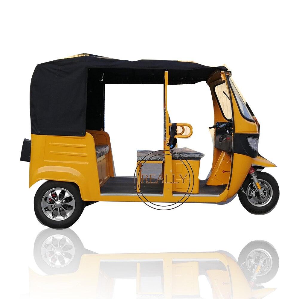Eléctrico Tuk panel Solar carro turismo coche Vintage Turismo turismo Mini autobús con Panel Solar