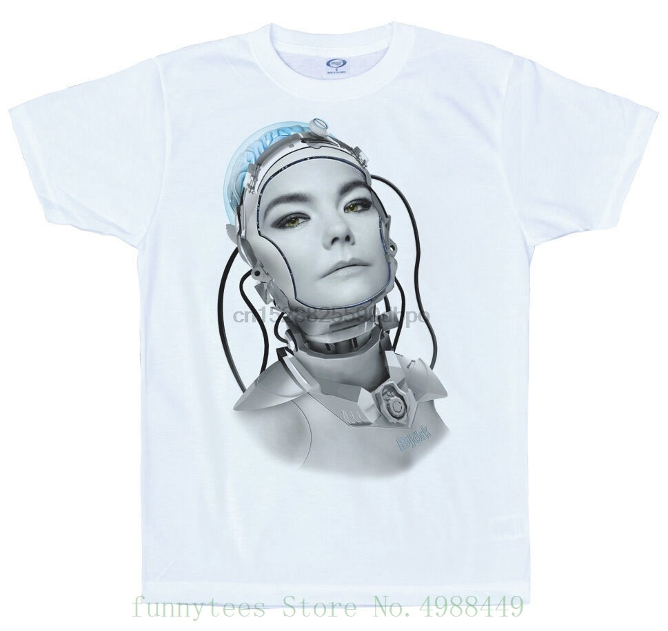 Bjork T camisa está lleno de amor diseño inspirado en Anime camiseta Anime ropa Plus tamaño