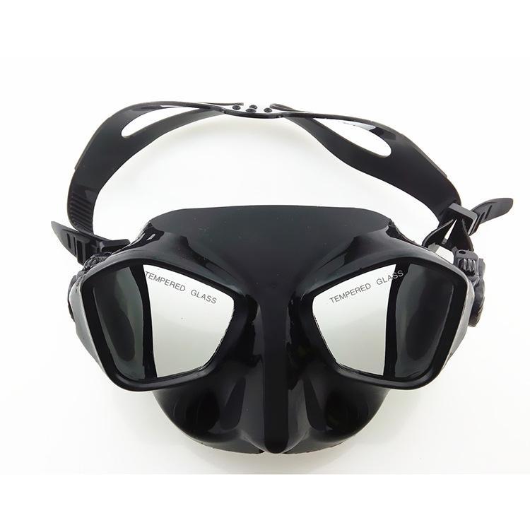 Frauen Männer Schnorcheln Tauchen Maske Anti-nebel Skuba Tauchen Brille Breite Vision Unterwasser Gläser Wasser Sport Schwimmen Zubehör