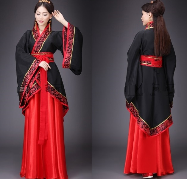 Hanfu National Costume Ancient Chinese Cosplay Costume Ancient Chinese Hanfu Women Han Dynasty Clothes Lady Chinese Stage Dress недорого