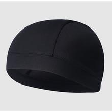 Cycling Inner Hat Mesh Breathable Helmet Anti-Sweat Hat Outdoor Riding Bicycle MTB Racing Skiing Under Helmet Comfort Lining Cap