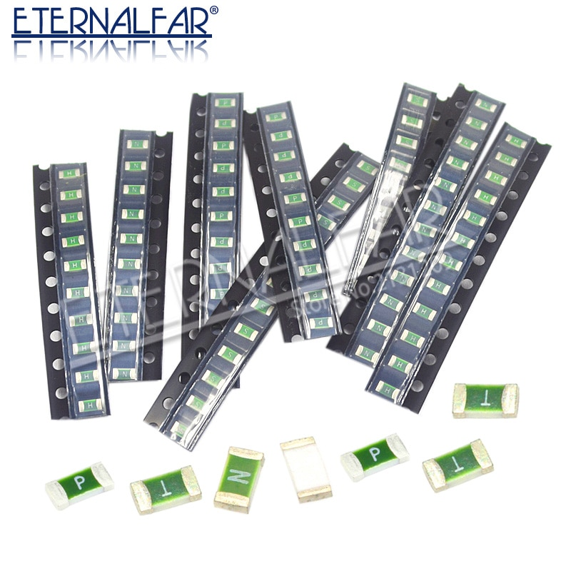 A One Time Positive Disconnect SMD Restore Fuse 1206 3216 0.5A 1A 1.5A 2A 2.5A 3A 4A 5A 6A 7A 8A 10A 12A 15A 20A 30A Fast Acting