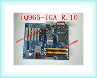 Equipment Industrial Computer Motherboard IQ965-IGA R.10 ASM Ihawk-Xtreme Wire Bonder Computer Motherboard