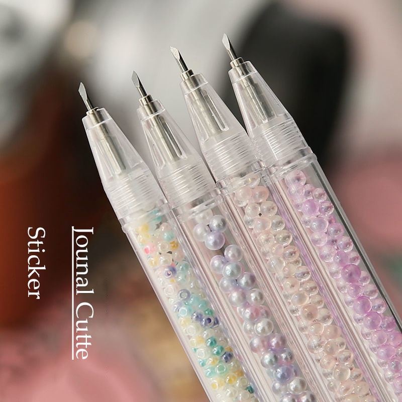 Paper Cutter Cutting Tool Craft Tools Precision Art Sticker Washi Tape Cutter School Supplies