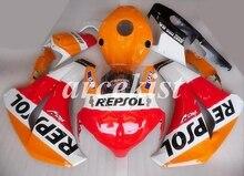 (Injection molding) New ABS Full Fairing Kits Fit For Honda CBR1000RR 08-11 2008 2009 2010 2011 CBR1000 Fairings Repsol hot sale