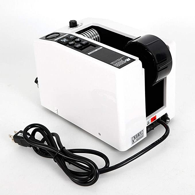 Hot 110V M-1000 Automatic Tape Dispensing Machine Large Auto Tape Cutter Electrical Tape Dispensers Microcomputer Intelligent enlarge