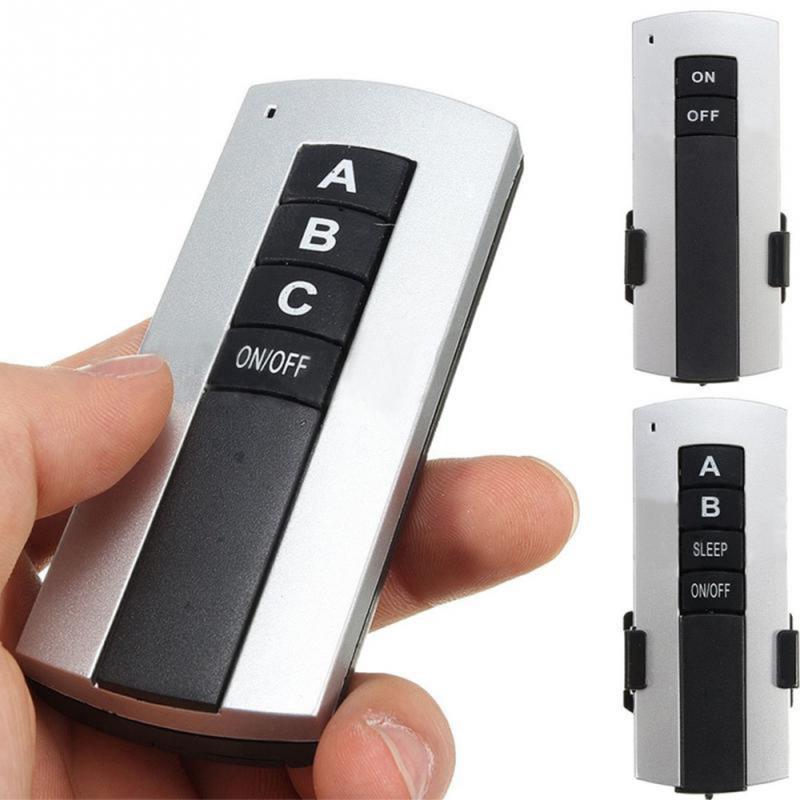 Беспроводной приемник, 1/2/3 режима вкл./выкл., AC, светильник, дистанционное управление, 200 В 240 В, горячая Распродажа, умный Беспроводной Выключатель Выключатели      АлиЭкспресс