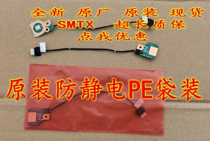 جديد وأصلي لـ Thinkpad P52 EP520 مفتاح الطاقة زر المجلس DC02001ZU00