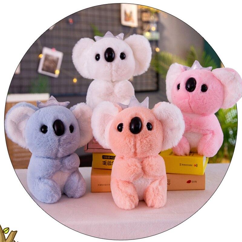 20 см плюшевые игрушки мягкие чучела Коала для подарка на день рождения кукла подарок для детей