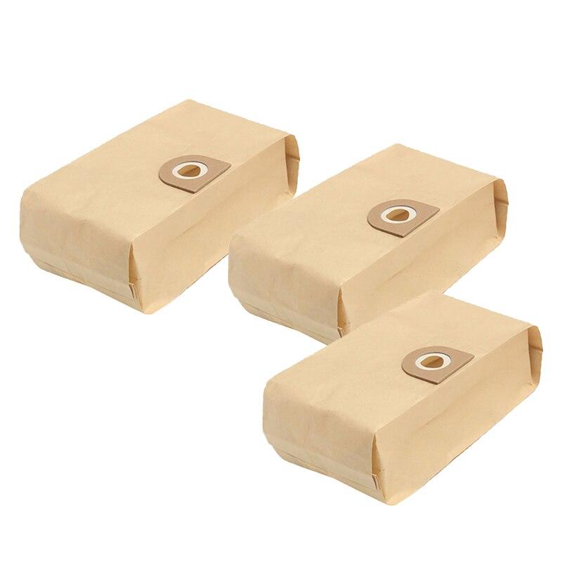 Gran oferta, 3 uds., bolsas para filtro de polvo para Vax V10 V11 V12 V100 101 121 2000 4000 5000 6000 6131 6135 6140 6140 6155 pieza de aspiradora