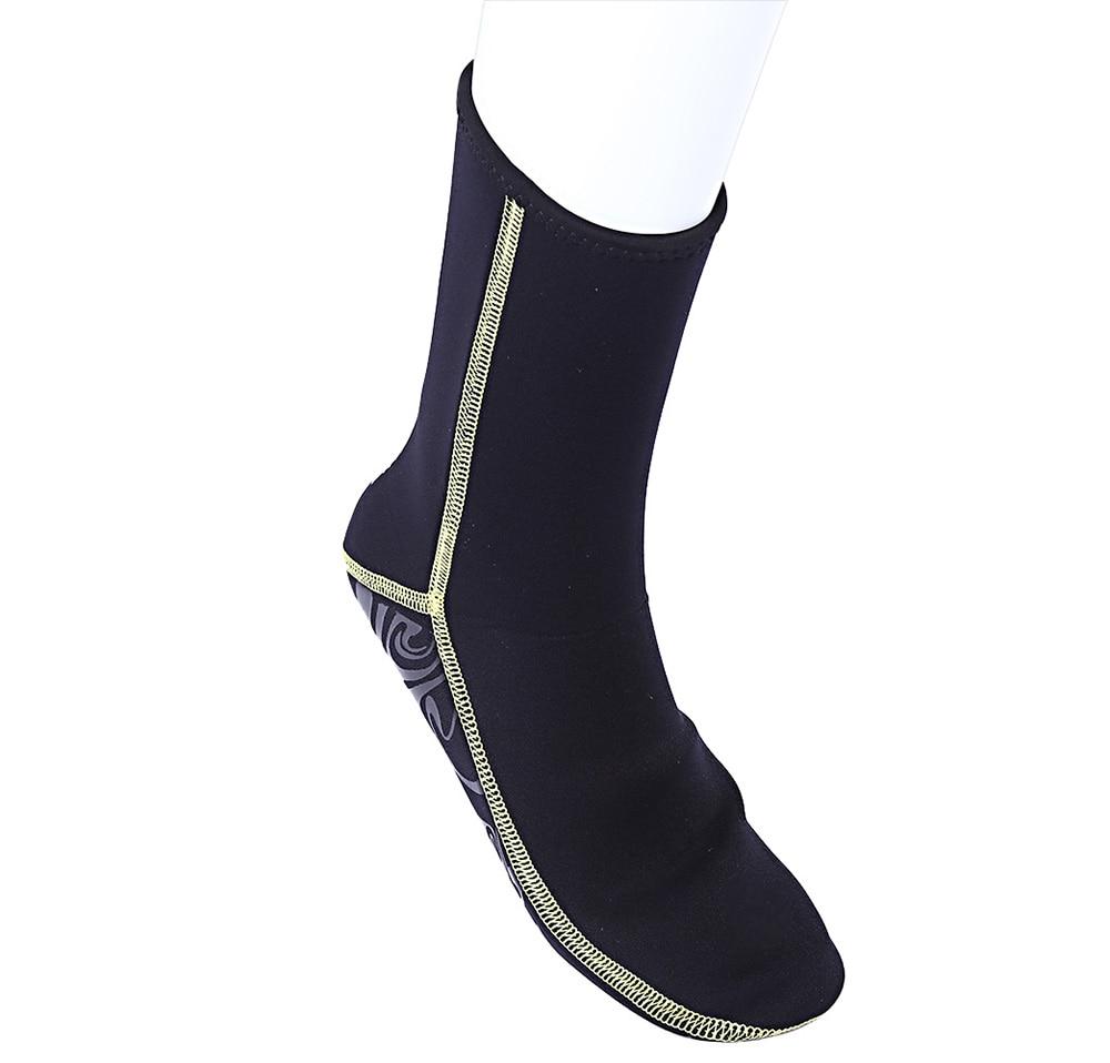 SLINX Slip-resistant 3mm Neoprene Scuba Diving Socks Snorkeling fins Swimming Socks Water Sports Snorkeling Boots Free shipping