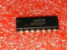 10pcs/lot HD74LS32P DIP14 HD74LS32 DIP SN74LS32N DIP-14 74LS32 In Stock