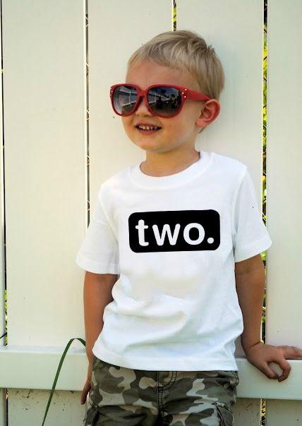 Рубашка на 2 дня рождения Одежда для маленьких мальчиков 2 лет футболка на 2 года повседневная одежда вечерние футболки для братьев