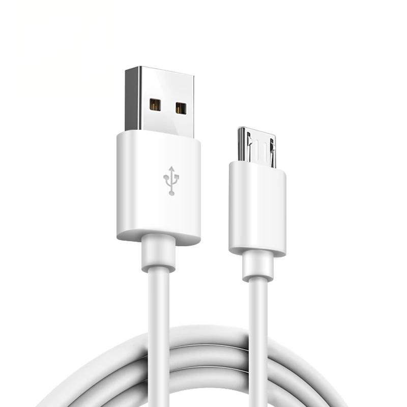 Cable de carga retráctil Micro Usb para móvil, Cargador Usb para Moto...
