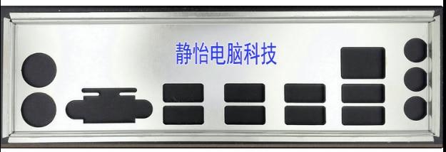 Soporte de chasis de placa base para ASUS M5A97 PLUS, placa trasera...