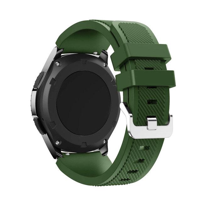Bandas deportivas de silicona de 20mm y 22mm para samsung galaxy watch...