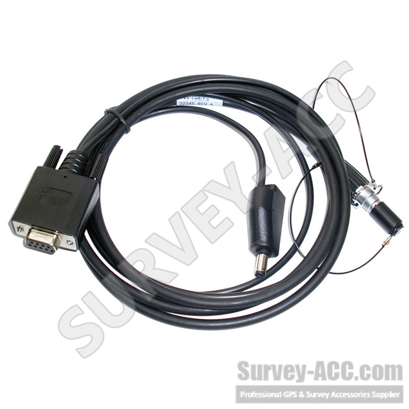 Cable - 1.5m, DB9(F) Y to 0S/7P/M to Power Jack, 5700 to DB9 and Power Supply trimble 32960 cable connect r8 5700 to tsc2 and tsce controller